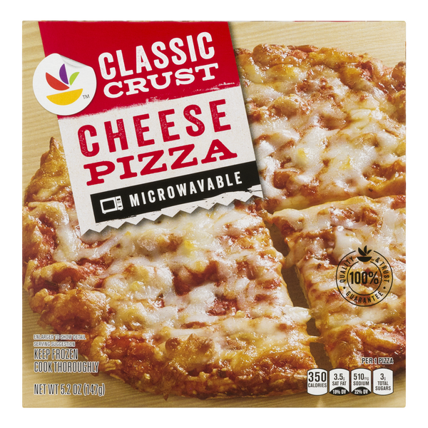 MARTIN'S Classic Crust Pizza Cheese (Microwavable)
