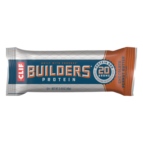 Clif Builder's 20g Protein Bar Chocolate Peanut Butter