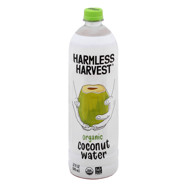 Harmless Harvest Coconut Water Organic