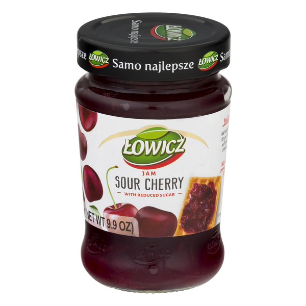 Lowicz Jam Sour Cherry