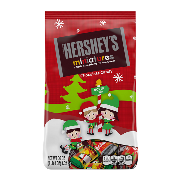 Hershey's Holiday Miniatures Assorted