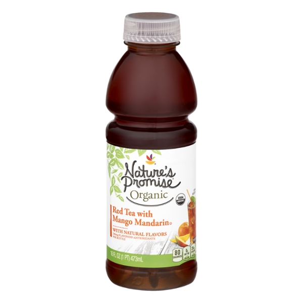 Nature's Promise Organic Red Tea with Mango Mandarin