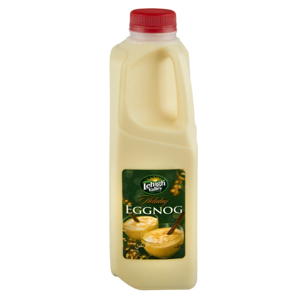 Lehigh Valley Holiday Egg Nog