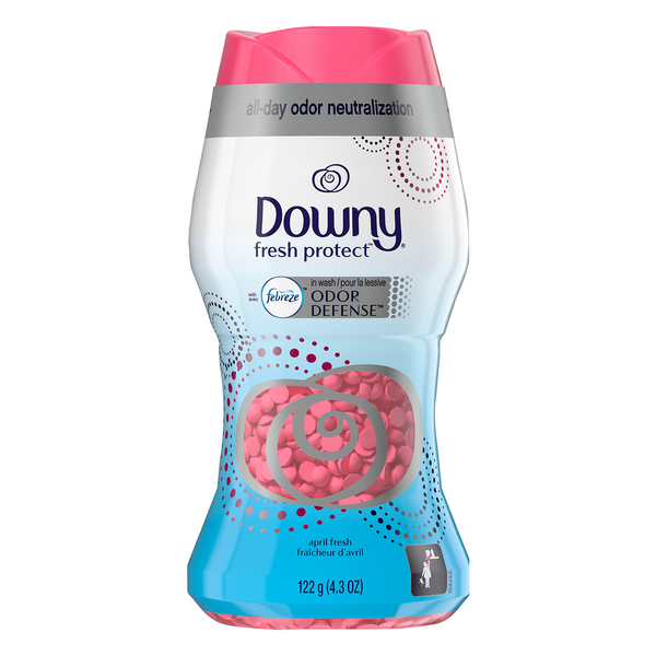 Downy Fresh Protect In-Wash with Febreze Odor Defense April Fresh
