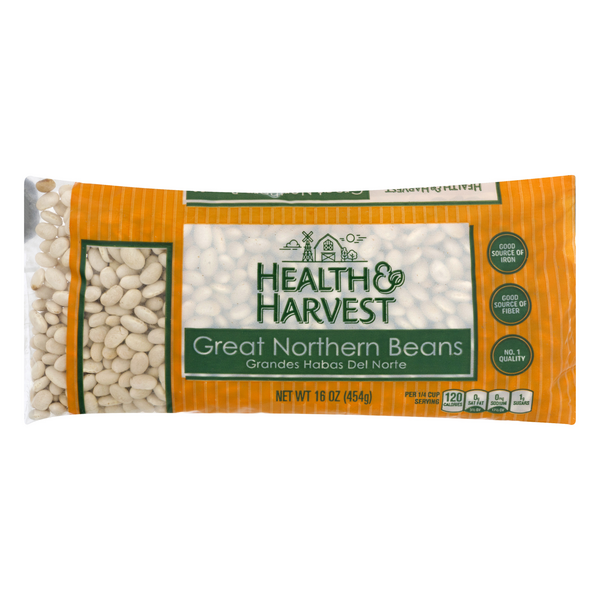 Health & Harvest Great Northern Beans