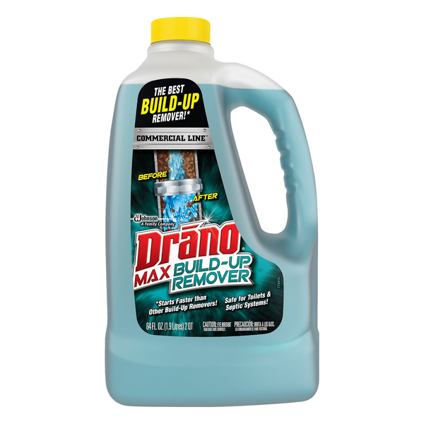 Drano Max Build-Up Remover