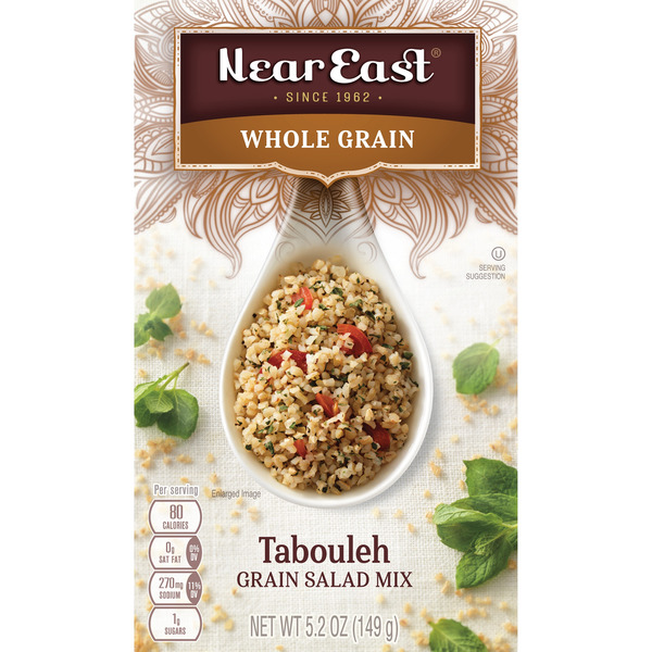 Near East Tabouleh Salad Mix Whole Grain