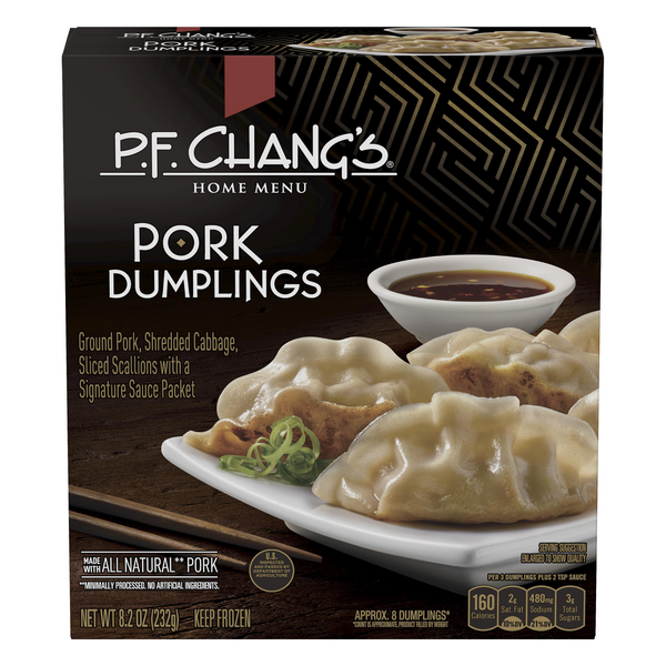 P.F. Chang's Home Menu Signature Pork Dumplings - 8 ct
