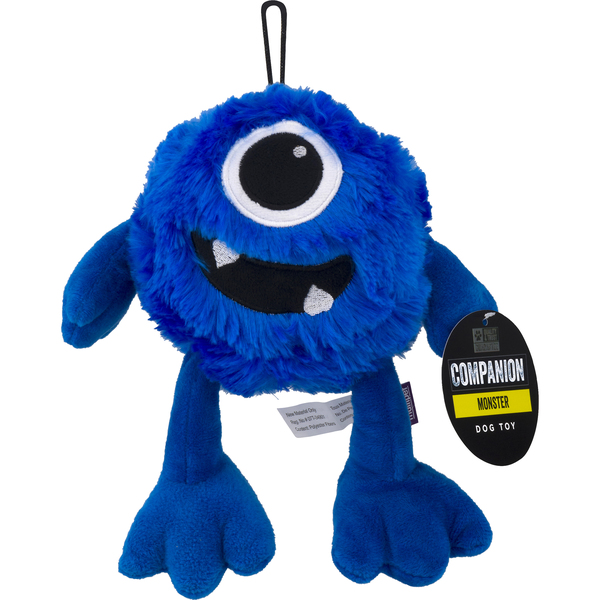 Companion Dog Toy Monster