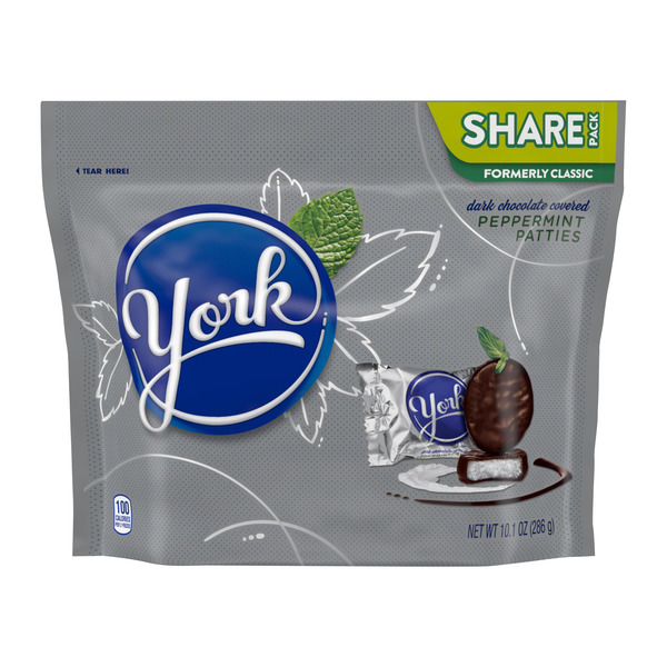 York Peppermint Patties Dark Chocolate Covered Share Pack
