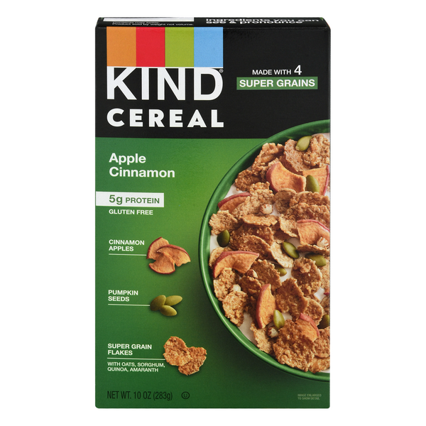 KIND Cereal Apple Cinnamon