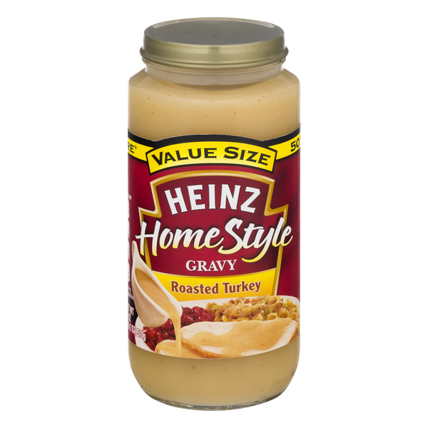 Heinz HomeStyle Gravy Roasted Turkey Value Size