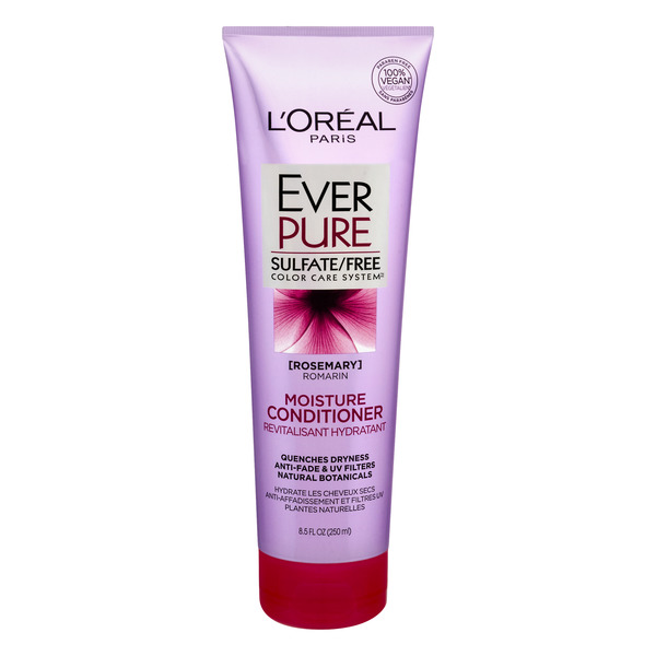 L'Oreal EverPure Moisture Conditioner Rosemary for Dry Color Treated Hair