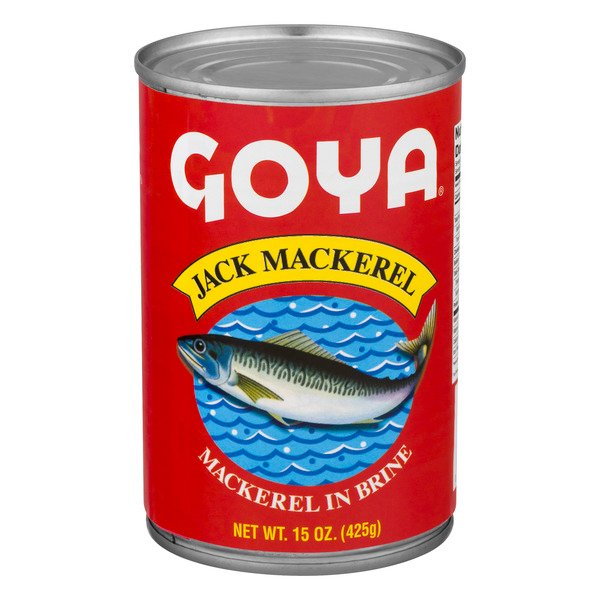 Goya Jack Mackerel In Brine