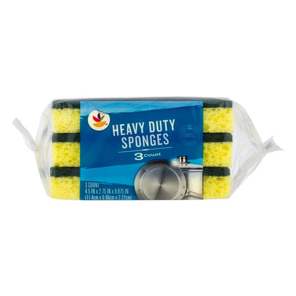 GIANT Scrubber Sponge Heavy Duty
