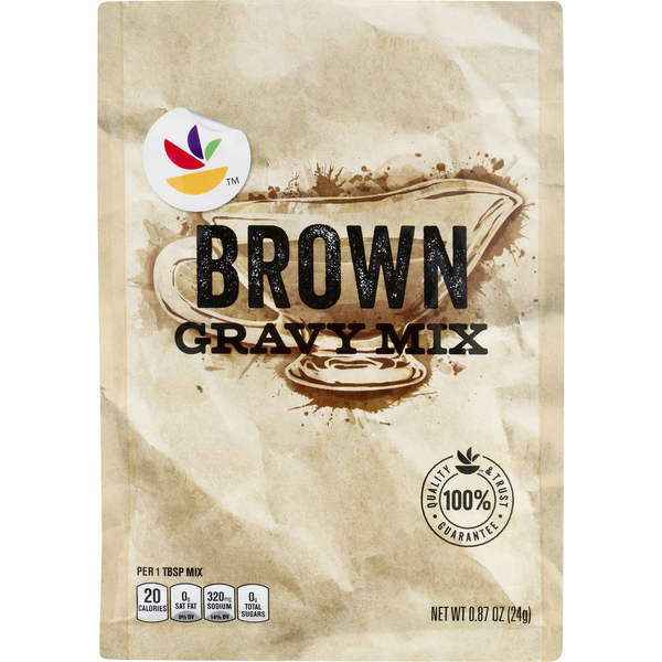 MARTIN'S Gravy Mix Packet Brown