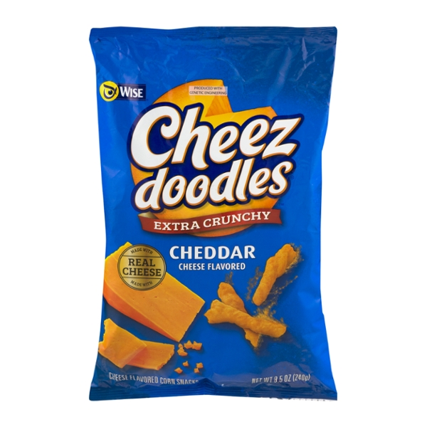 Wise Cheez Doodles Crunchy