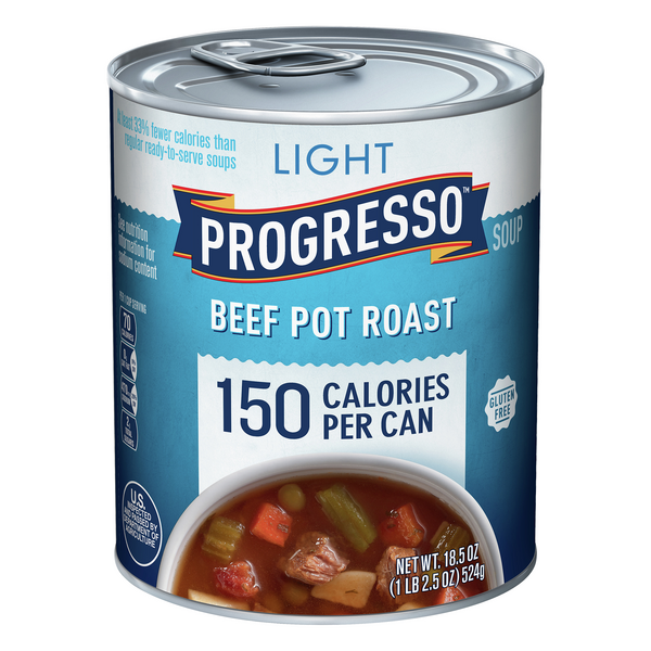 Progresso Soup Beef Pot Roast Light Gluten Free