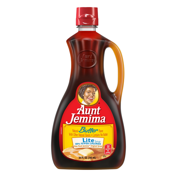Aunt Jemima Butter Syrup Lite