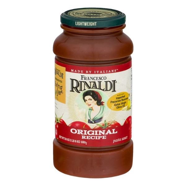 Francesco Rinaldi Pasta Sauce Original Recipe