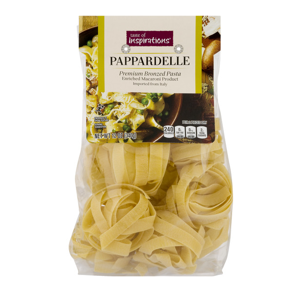 Taste of Inspirations Pappardelle