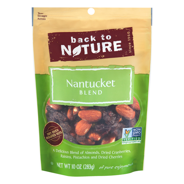 Back to Nature Trail Mix Nantucket Blend