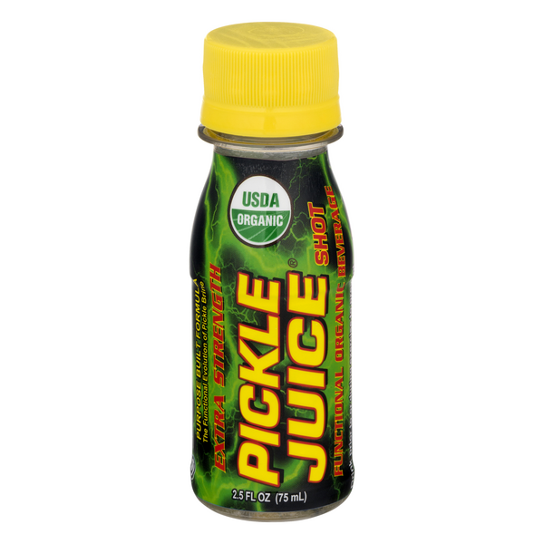 Pickle Juice Shot Extra Strength Organic