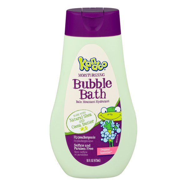 Kandoo Moisturizing Bubble Bath Tropical Smoothie Hypoallerginic