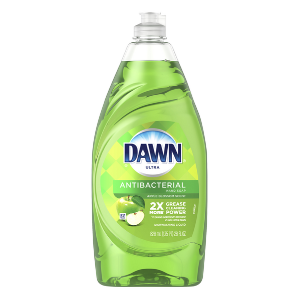 Dawn Ultra Antibacterial Hand Soap Apple Blossom Scent