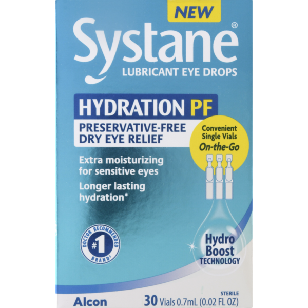 Systane Lubricant Hydration PF Eye Drops