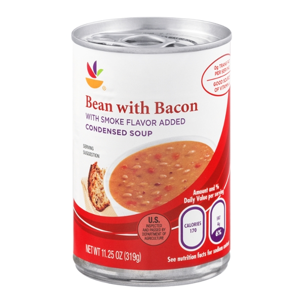 GIANT Bean with Bacon Condensed Soup