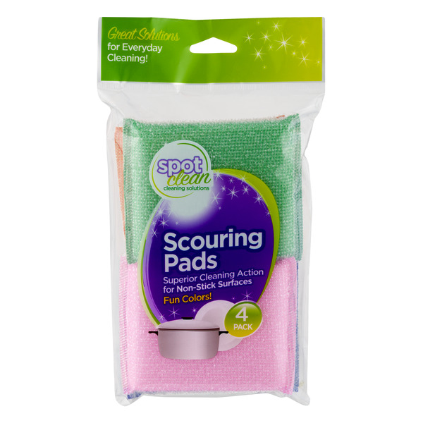 Spot Clean Scouring Pads