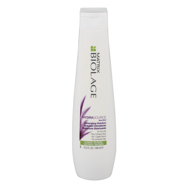 Matrix Biolage HdyraSource Detangling Solution