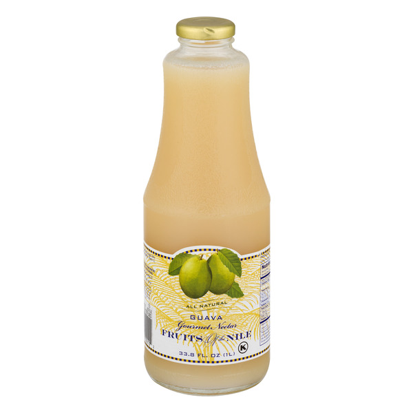Fruits of the Nile Gourmet Guava Nectar
