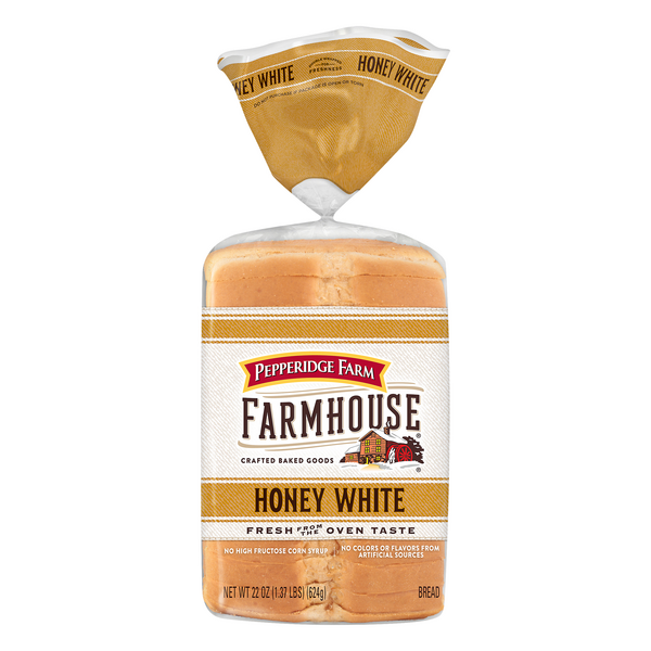 Pepperidge Farm Farmhouse Honey White Bread
