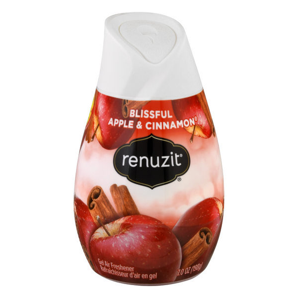 Renuzit Gel Air Freshener Blissful Apple & Cinnamon