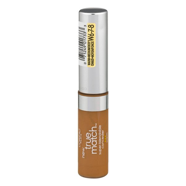 L'Oreal True Match Super-Blendable Concealer Medium Deep W6-7-8