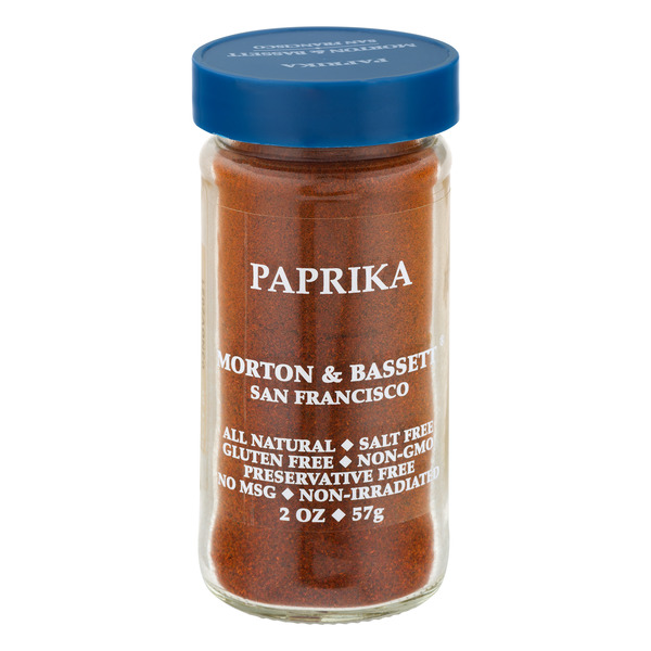Morton & Bassett Paprika Ground
