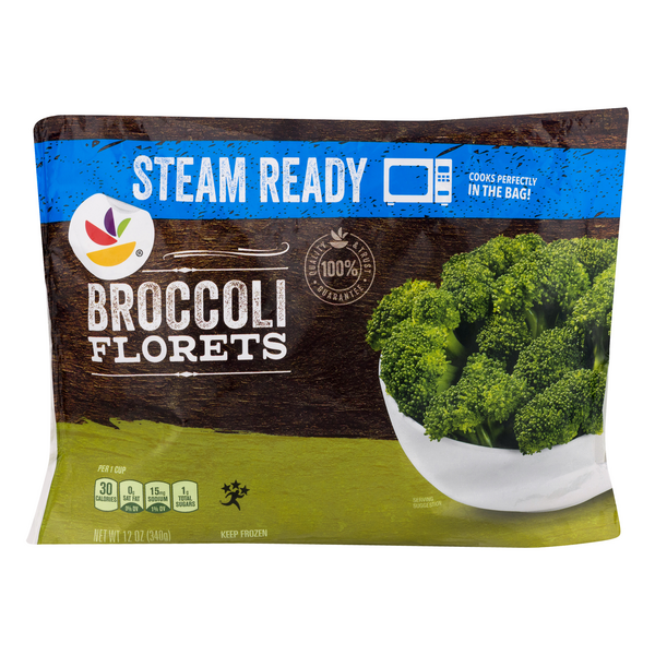 MARTIN'S SteamReady Broccoli Florets