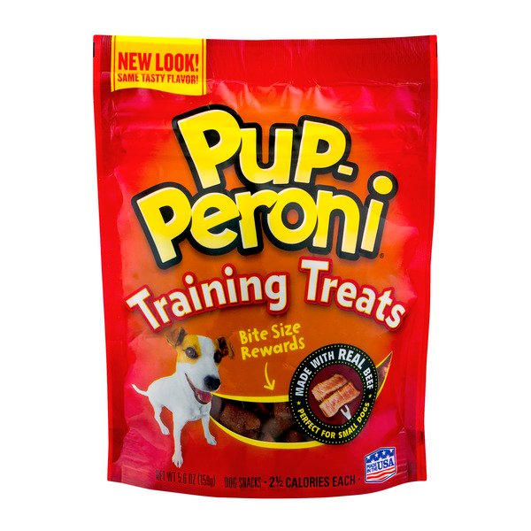 Pup-Peroni Training Treats Dog Snacks Beef