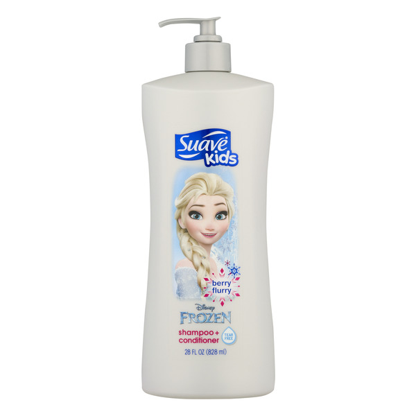 Suave Disney Frozen Shampoo + Conditioner
