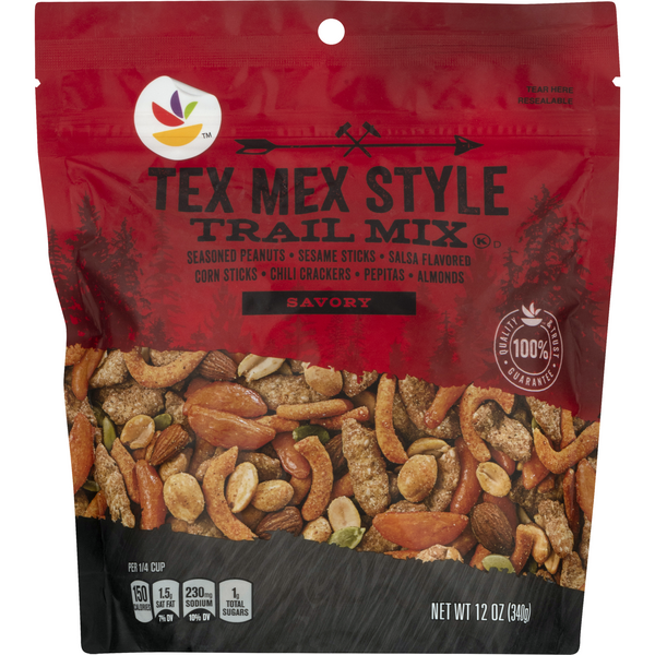Stop & Shop Savory Trail Mix Tex Mex Style