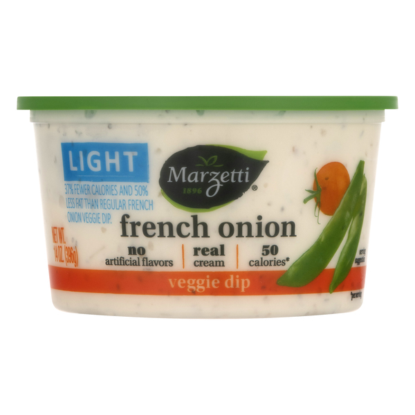Marzetti Veggie Dip French Onion Light