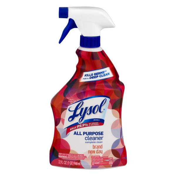 Lysol All Purpose Cleaner Brand New Day