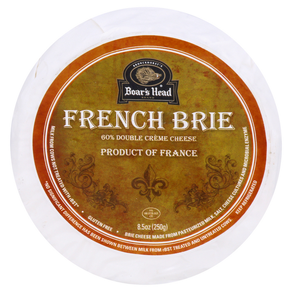 Boar's Head French Brie Cheese