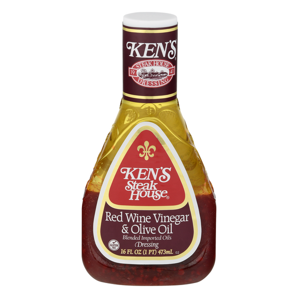 Ken's Dressing Red Wine Vinegar & Olive Oil