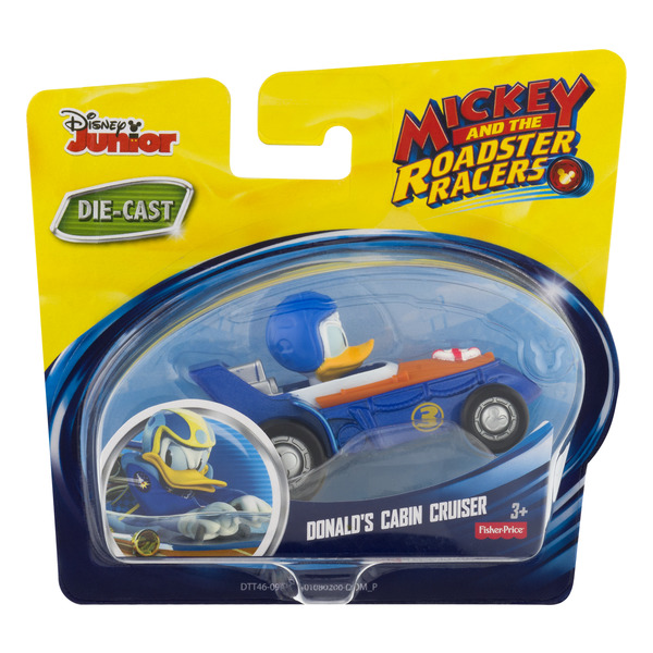 Fisher-Price Disney Junior Mickey And The Roadster Racers