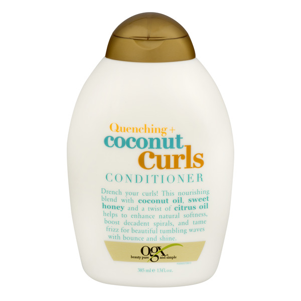 OGX Quenching & Coconut Curls Conditioner