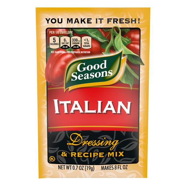 Good Seasons Italian Salad Dressing & Recipe Mix