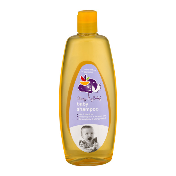 Always My Baby Shampoo Mild